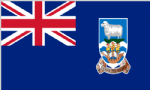 Falkland Islands Boat / Courtesy Country Flag.